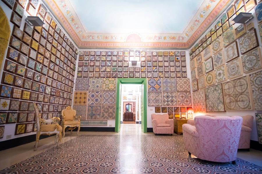 Museo delle maioliche stanze al genio velotour shop